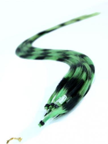 Great Black Straight Micro Loop Ring Hair Extensions