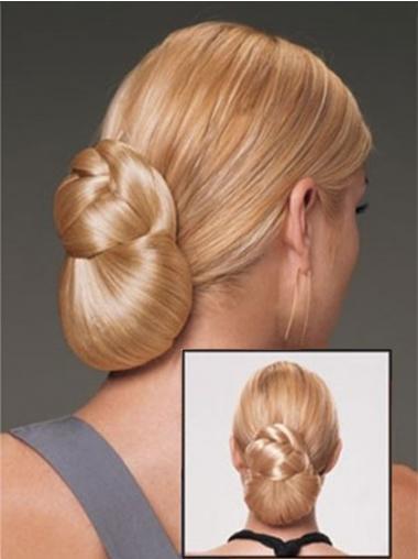 Brown Wrap Around Pony Hairpeice