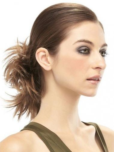 Brown Human Hair Wraps