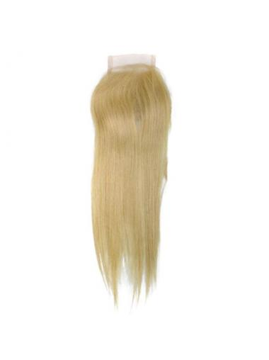 Best Blonde Long Straight Lace Closures