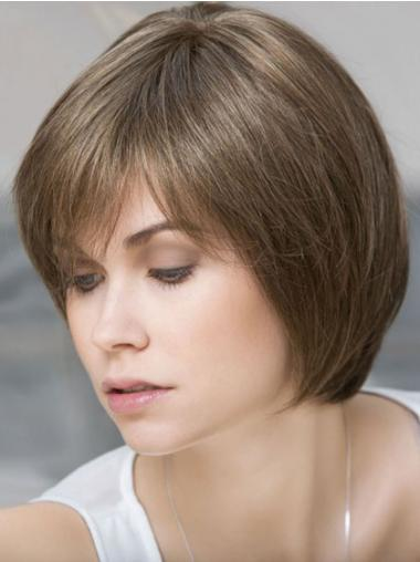 Short Bob Wigs Lace Front Remy Human Bobs Cut Short Length