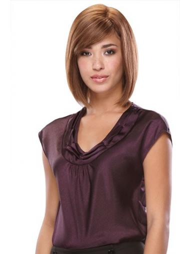 Bobs Chin Length Auburn Straight Perfect Petite Wigs