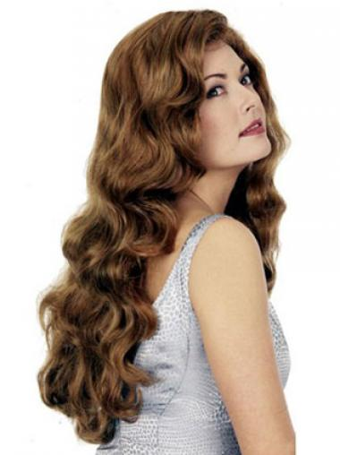 Long Synthetic Lace Front Wigs With Baby Hair On Sale UK