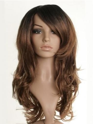 "Wavy Capless 24"" Soft Long Celebrity Wigs"