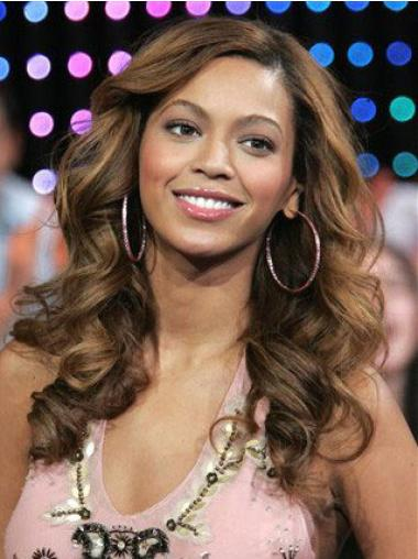 "Long Wavy Layered Lace Front 18"" Designed Beyonce Wigs"