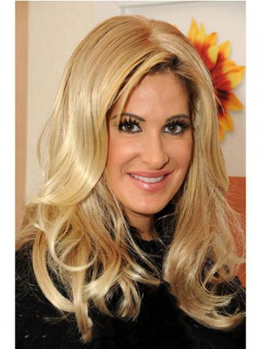 "Flexibility 18"" Long Wavy Layered Lace Front Kim Zolciak Wigs"