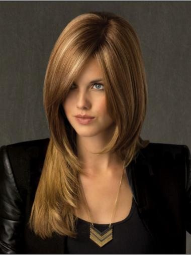 Buy Monotop Wig Sale With Lace Front Long Length Blonde Color