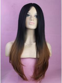 """Incredible 26"""" Long Straight Wigs For Black Women"""