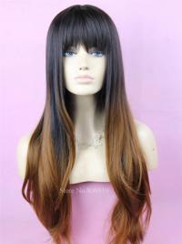 "Fashion 24"" Long Wavy Wigs For Black Women"