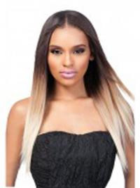"""20"""" Ombre/2 Tone Lace Front Wigs For Black Women"""