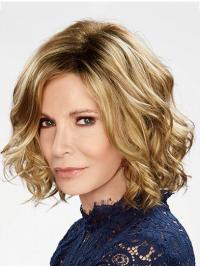 """Chin Length Lace Front 12"""" Ombre/2 Tone For Women Synthetic Jaclyn Smith Wigs"""