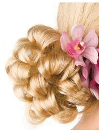 Blonde Hair Wraps