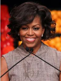 """Lace Front Bobs Short Wavy 8"""" Auburn Cheap First Lady Wigs"""