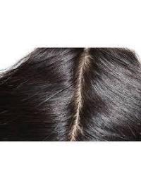 Exquisite Black Long Wavy Lace Closures