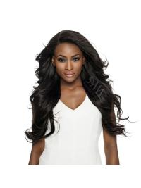 Black Long Wavy Lace Frontals
