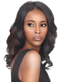 African Hair Shops With Capless Wavy Style Long Length