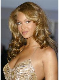 Brazilian Long Curly Blonde Beyonce Lace Front Wigs UK