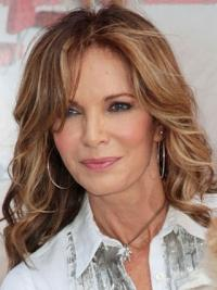 "Long Wavy Layered Full Lace Brown Great 18"" Jaclyn Smith Wigs"