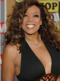 Wendy Williams Wigs UK With Capless Remy Human Curly Style