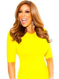 Wendy Williams Hair Wig Remy Human Long Length With Lace Front